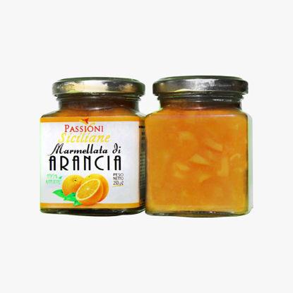 Immagine di Passioni siciliane Marmellata di Arance (250gr)
