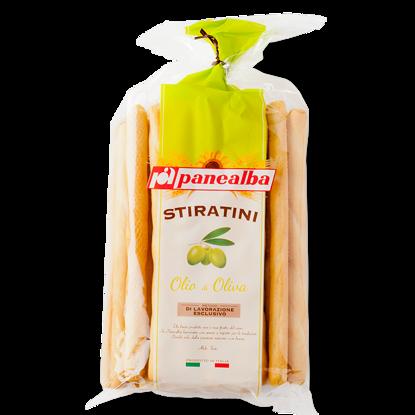 Immagine di Panealba Stiratini Grissini all'olio d'oliva(250g)