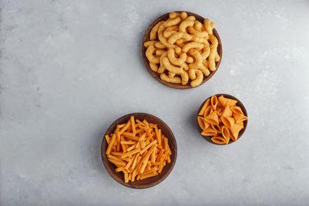 Immagine per la categoria snack salati