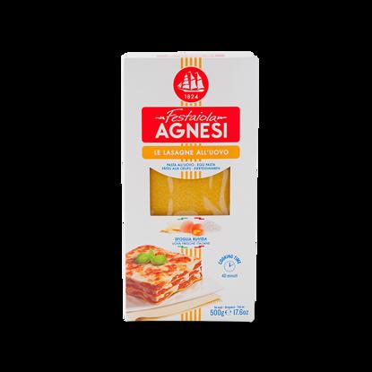 Picture of Agnesi Egg Lasagna  (500g)