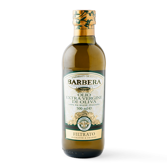 Picture of Barbera Filtered Extra Virgin Olive Oil 500ml