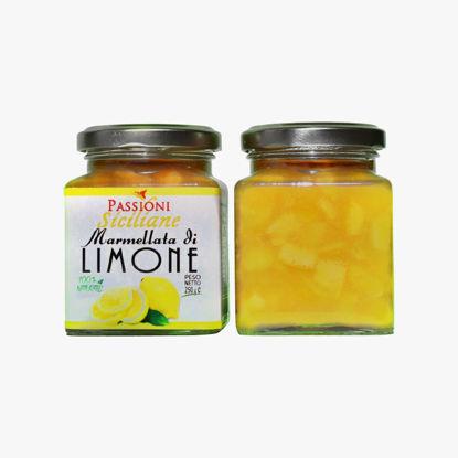 Immagine di Passioni siciliane Marmellata di Limone (250gr)